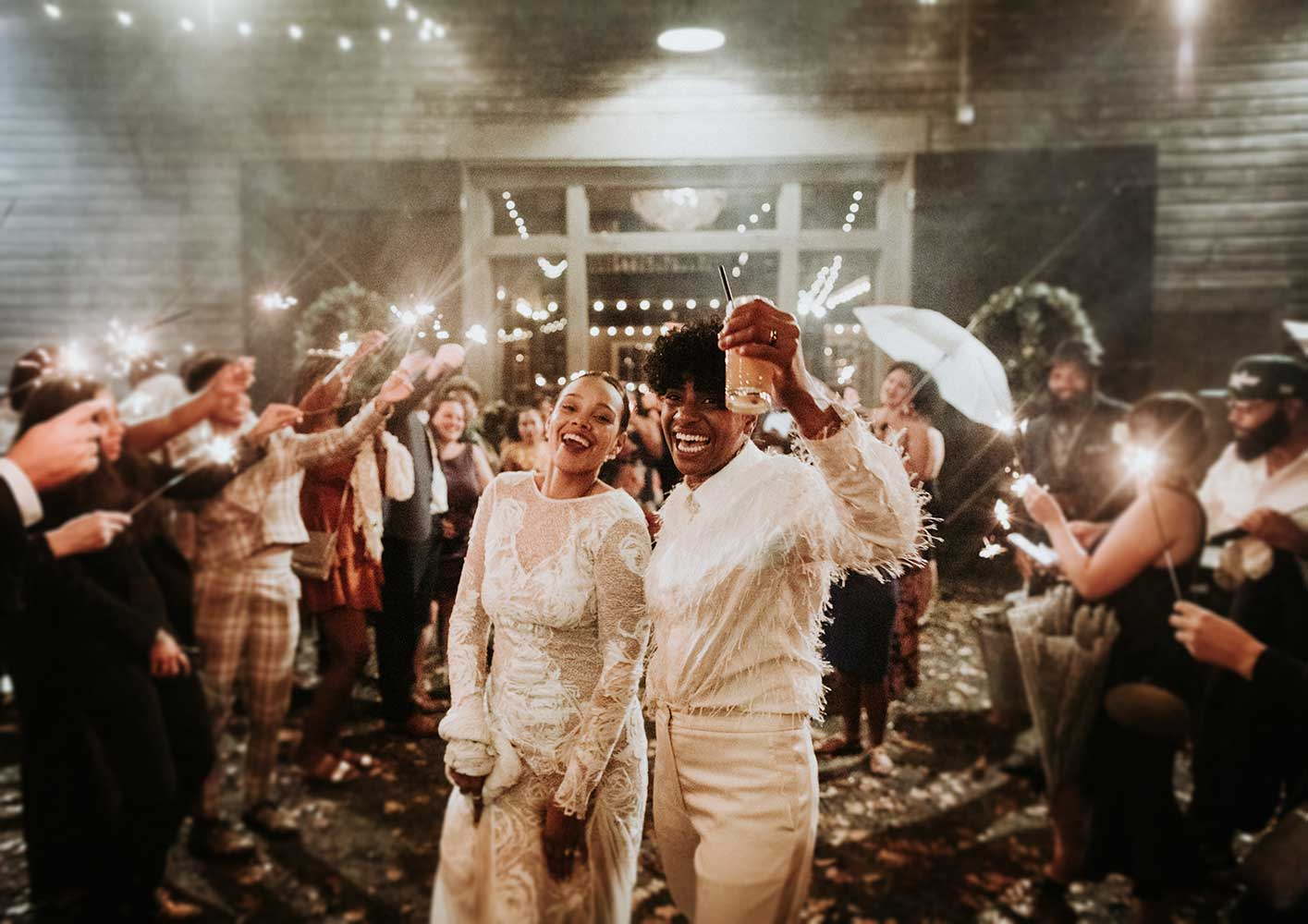 Day-of event coordination is included at Roxbury Barn and Estate