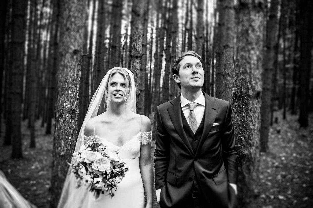 Escape Brooklyn: cool wedding in the Catskills