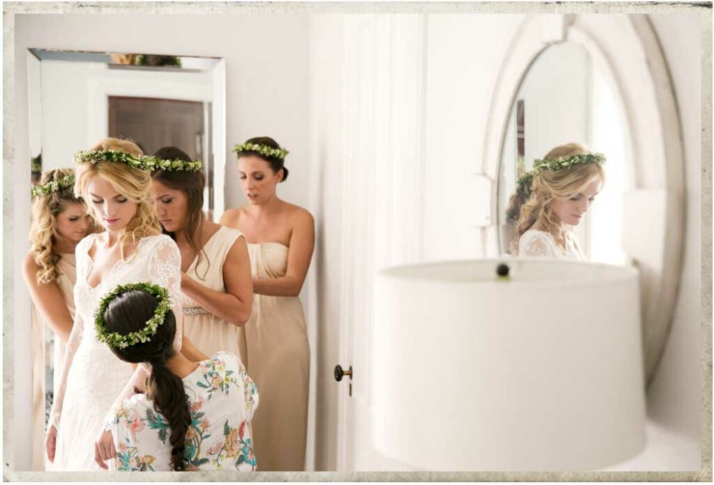 Per room for a Catskills wedding at Roxbury Barn and Estate