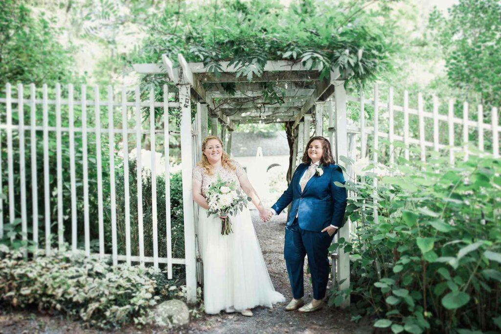 LGBTQ weddings at Roxbury Barn and Estate