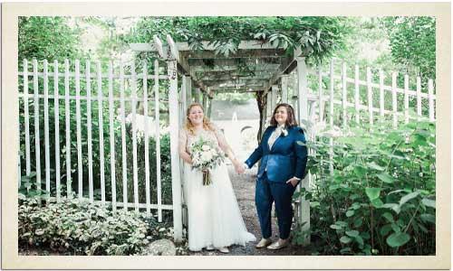 The Secret Garden at Roxbury Barn and Estate