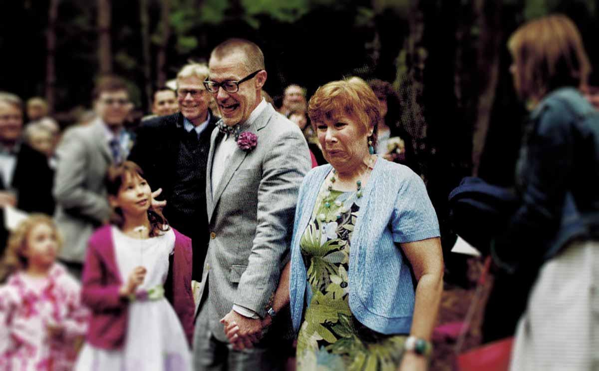 LGBTQ wedding - Those were happy tears
