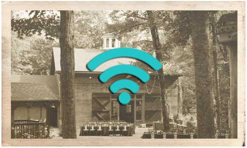 Wi-Fi and phone access