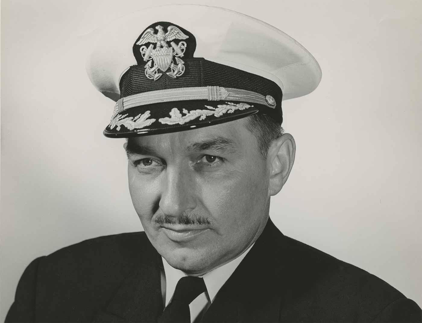 Admiral Earl Schreiber