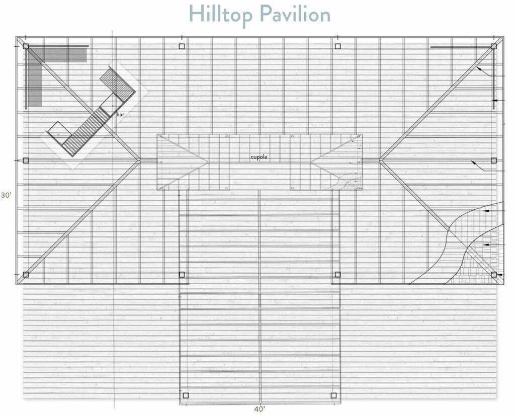 Hilltop Pavilion on Spring Hill